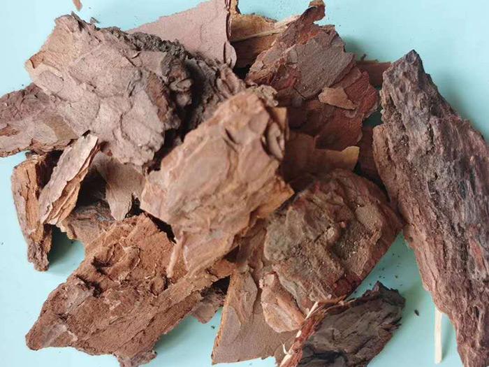 松树皮填料