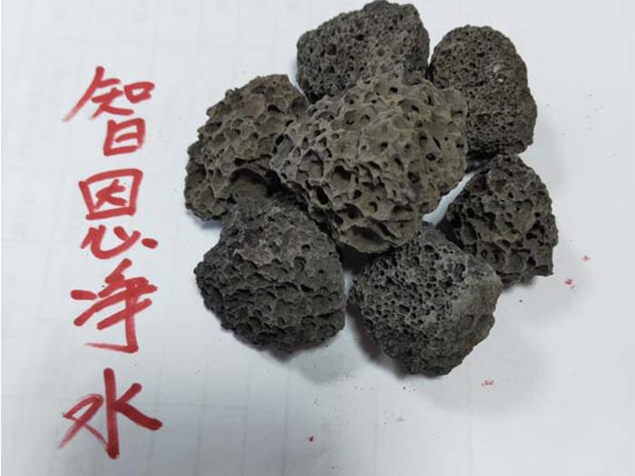 火山岩生物过滤除臭法介绍