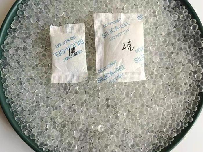 硅胶干燥剂小包